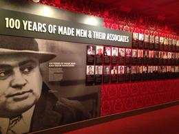The Mob Museum, Nicks - October 2013