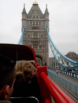 Photo of London Vintage Double Decker London Tour with Thames Cruise Tower Bridge