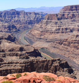 Photo of Las Vegas Grand Canyon and Hoover Dam Day Trip from Las Vegas with Optional Skywalk View from Guano Point