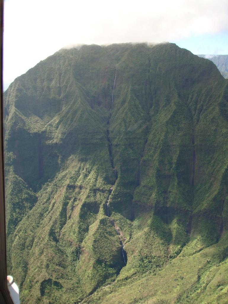 Wettest Place on Earth! - Kauai