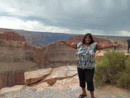 See the eagle in the rock behind?, Astrolover - November 2011