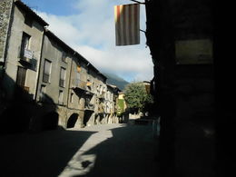 A well preserved Medieval city in the Pyrenees. , Richard W - August 2015