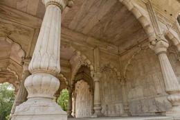 Photo of   Detail of Red Fort