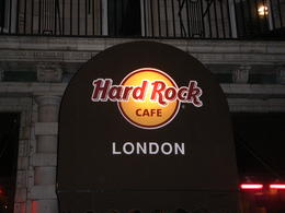 Photo of London Skip the Line: Hard Rock Cafe London Hard Rock Café LONDRES