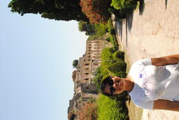 After our tour in Pompeii , Lokita Emily - July 2011