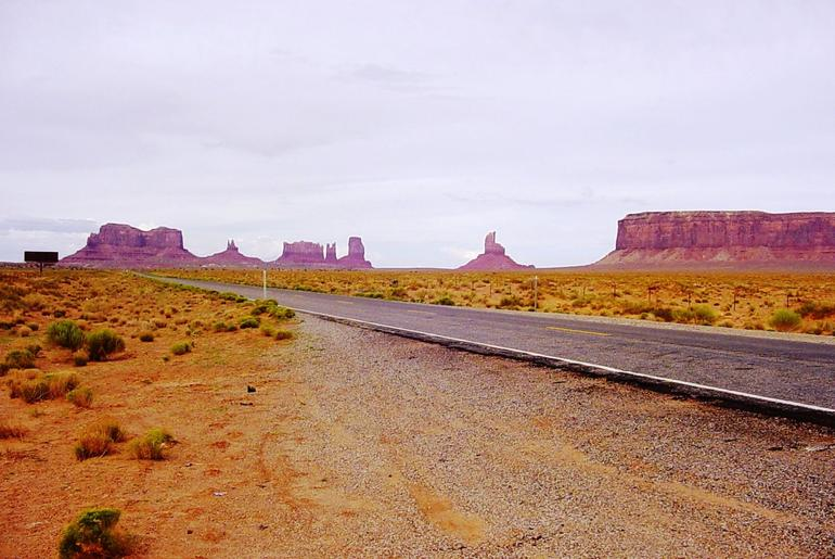 Monument Valley - Las Vegas