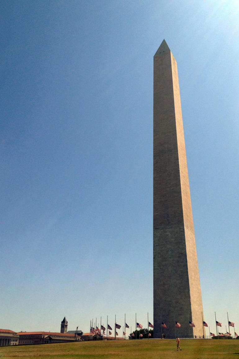National Mall Walking Tour in Washington DC - Washington DC