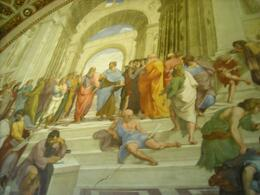Photo of Rome Skip the Line: Vatican Museums Walking Tour including Sistine Chapel, Raphael's Rooms and St Peter's Rafaello's masterpiece