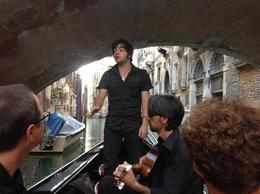 Photo of Venice Private Tour: Venice Gondola Ride with Serenade Sérénade