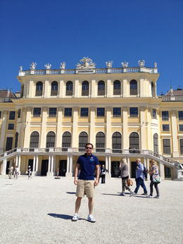 Photo of Vienna Vienna Historical City Tour with Schonbrunn Palace Visit Schonbrunn Palace
