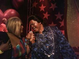 Photo of Las Vegas Madame Tussauds Las Vegas Singing with James Brown