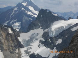 PHOTO TAKEN FROM ICEFLYER POINT , SHUBHANG V - September 2013