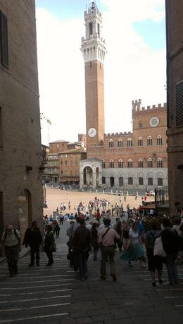 Beautiful day in Sienna , Phonne T - October 2012