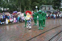 Jessie and the Army Men - September 2014