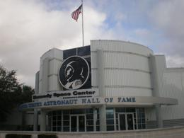 Astronaut Hall Of Fame, Kennedy Space Center in Orlando., Ida Pratignjo L - October 2008