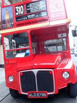 Photo of London Vintage Double Decker London Tour with Thames Cruise Bus