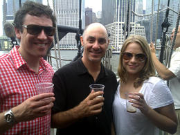 Photo of New York City Craft Beer Sailing Cruise in New York City Cheers!