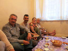 Photo of Istanbul Eat Like a Local: Istanbul Food and Culture Tour with Dinner at Local Family Home Dinner at our host