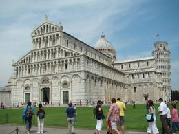 Photo of Florence Pisa and the Leaning Tower Half-Day Trip from Florence Cathedral and Tower of Pisa