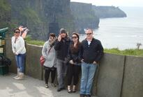 Photo of Dublin Limerick, Cliffs of Moher, Burren and Galway Bay Rail Tour from Dublin