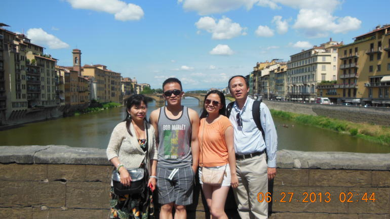 Family in Florence - Livorno