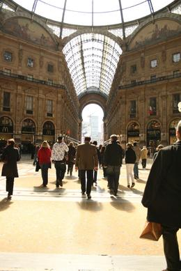 Photo of Milan Milan Half-Day Sightseeing Tour with da Vinci's 'The Last Supper' Galleria Vittorio Emanuele