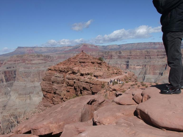 Grand canyon - West Rim - Las Vegas