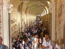 Photo of Rome Skip the Line: Vatican Museums Walking Tour including Sistine Chapel, Raphael's Rooms and St Peter's Hall of Statues, Vatican Museums