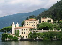 Photo of Milan Lake Como Day Trip from Milan Italy in June