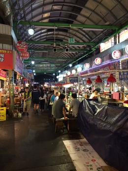 Tour of the night market , Christian L - August 2014