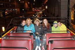 Photo of London London Night Sightseeing Tour London by night entre filles