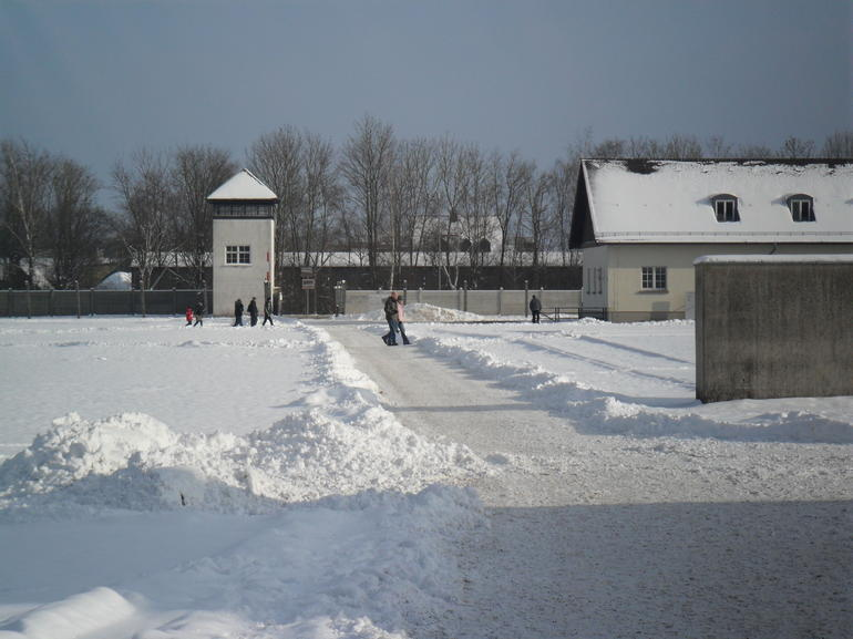 Dachau Concentration Camp, Munich - Munich