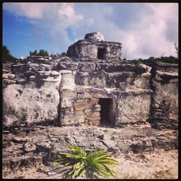 Photo of Cozumel Cozumel 4x4 Rhino and Snorkel Adventure Tour Myan Ruins