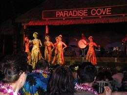 Luau dancers - January 2010