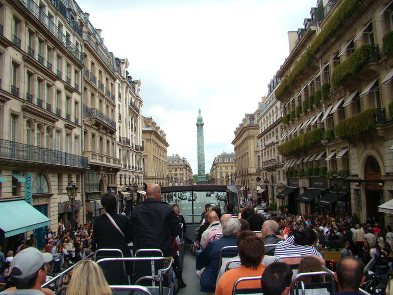 Paris Road - Paris