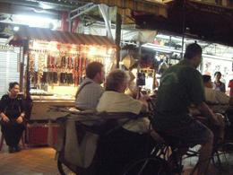 Photo of Singapore Singapore's Chinatown Trishaw Night Tour People on our tour