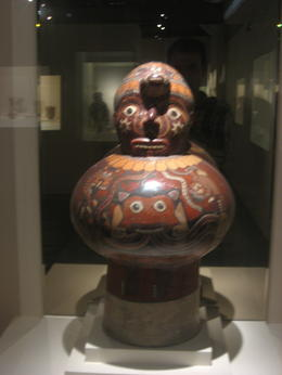 Photo of Lima Private Tour: Larco Museum and National Museum of Archaeology and Anthropology Pot