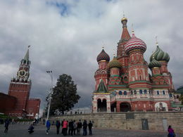 Red Square , Karim Z - October 2015