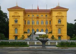 Photo of Hanoi Ho Chi Minh's Hanoi Small Group Adventure Tour The French seat of power
