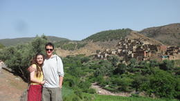 Photo of Marrakech Berber Trails 4WD Day Trip from Marrakech The two of us