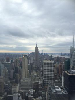 Photo of New York City Top of the Rock Observation Deck, New York Une des plus belle vue .. Mis à part Central Parc !