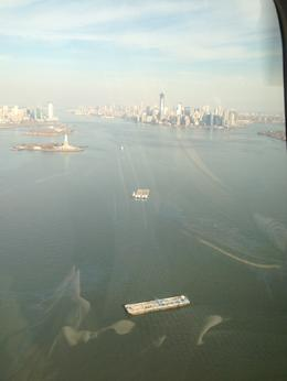 Photo of New York City Manhattan Sky Tour: New York Helicopter Flight View from the helicopter