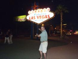 The Welcome to Las Vegas Sign, Patrick O - September 2010