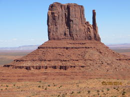 Photo of Sedona Monument Valley and Navajo Indian Reservation West Mitten Monument Valley