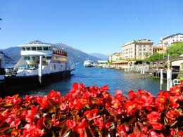 A beautiful spot in Bellagio on Lake Como. , GODFREY X - September 2013