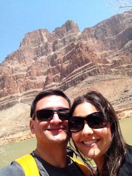 Photo of Las Vegas Grand Canyon and Hoover Dam Day Trip from Las Vegas with Optional Skywalk Bottom on the Canyon!