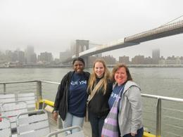 Photo of New York City New York Harbor Hop-on Hop-off Cruise including 9/11 Museum Ticket Brooklyn Bridge