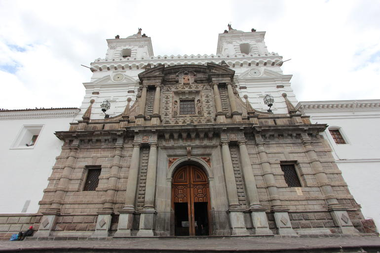 Church - Quito