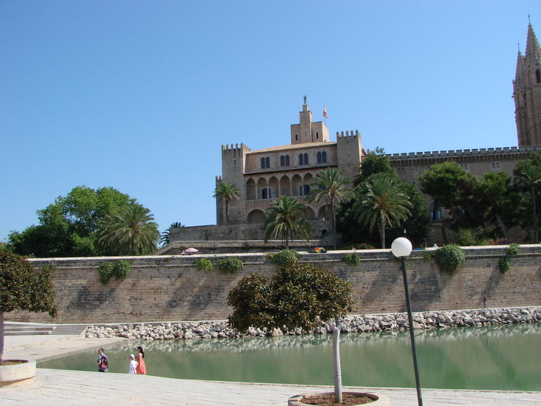 Fort and Cathedral - Mallorca