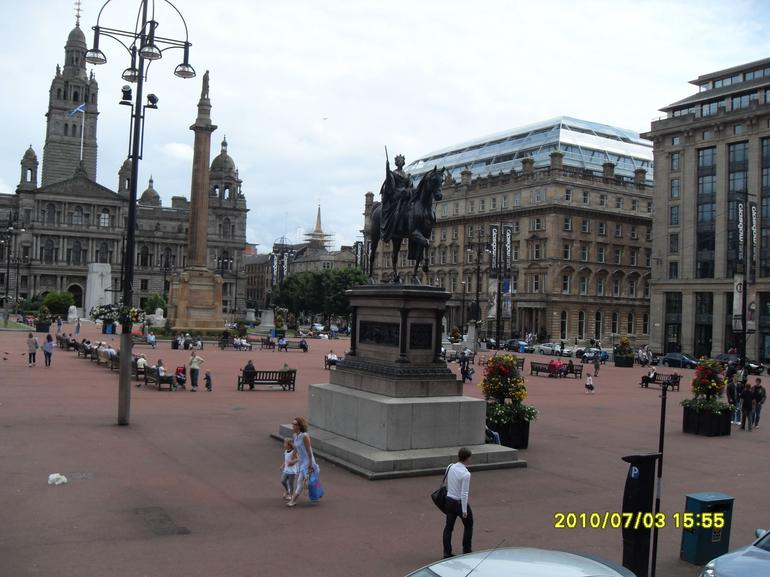 George Square - Glasgow - Glasgow